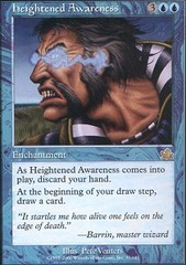 Heightened Awareness - Foil