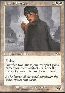 Jeweled Spirit - Foil