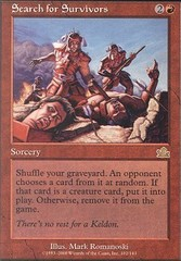 Search for Survivors - Foil