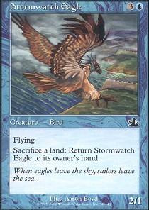 Stormwatch Eagle - Foil