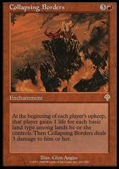 Collapsing Borders - Foil