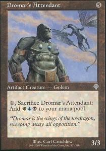 Dromars Attendant - Foil