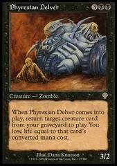 Phyrexian Delver - Foil