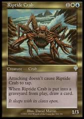 Riptide Crab - Foil