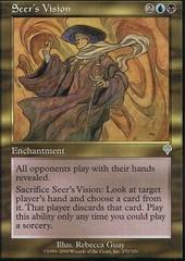 Seer's Vision - Foil