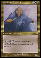 Stalking Assassin - Foil