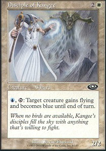 Disciple of Kangee - Foil