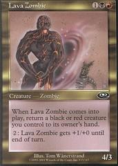 Lava Zombie - Foil