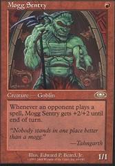 Mogg Sentry - Foil