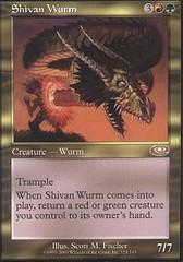 Shivan Wurm - Foil