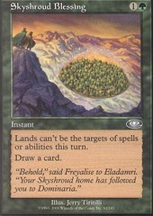 Skyshroud Blessing - Foil