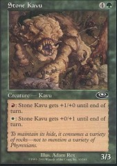 Stone Kavu - Foil