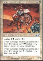 Sunscape Battlemage - Foil