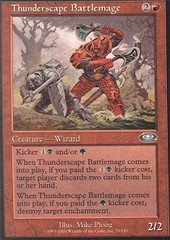 Thunderscape Battlemage - Foil