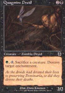 Quagmire Druid - Foil