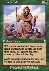 Druids Call - Foil