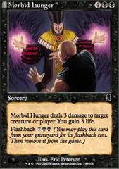 Morbid Hunger - Foil