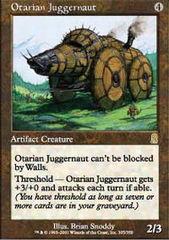 Otarian Juggernaut - Foil