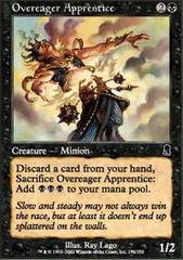 Overeager Apprentice - Foil