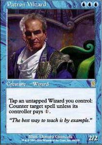 Patron Wizard - Foil