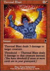 Thermal Blast - Foil