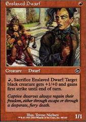 Enslaved Dwarf - Foil