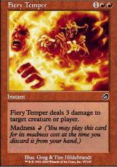 Fiery Temper - Foil