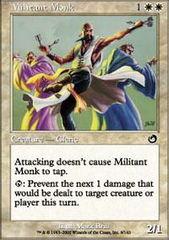 Militant Monk - Foil