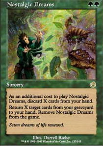Nostalgic Dreams - Foil