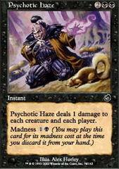 Psychotic Haze - Foil
