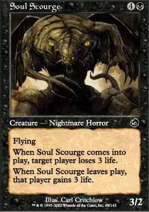 Soul Scourge - Foil