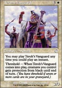 Terohs Vanguard - Foil