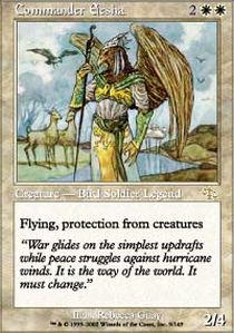 Commander Eesha - Foil