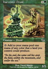 Harvester Druid - Foil