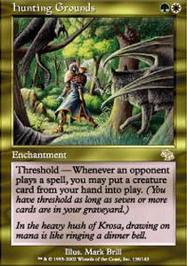 Hunting Grounds - Foil