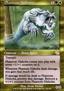Phantom Nishoba - Foil