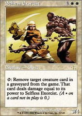 Selfless Exorcist - Foil