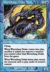 Wormfang Drake - Foil