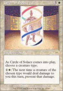 Circle of Solace - Foil