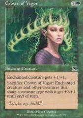 Crown of Vigor - Foil