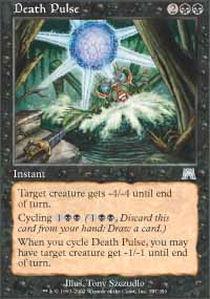 Death Pulse - Foil