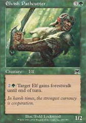 Elvish Pathcutter - Foil