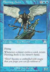 Fleeting Aven - Foil