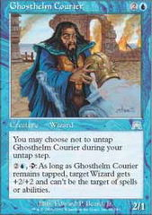 Ghosthelm Courier - Foil