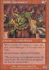 Goblin Pyromancer - Foil