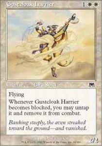 Gustcloak Harrier - Foil