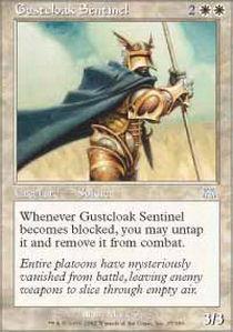 Gustcloak Sentinel - Foil