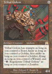 Tribal Golem - Foil