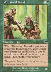 Wirewood Herald - Foil