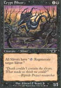 Crypt Sliver - Foil